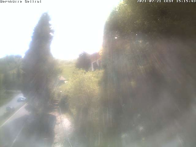 Webcam Berghütte Selital